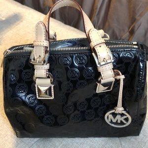 Michael Kors small Grayson satchel